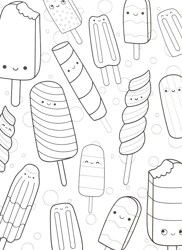 736x1015 Coloring Pages On Cute Coloring Pages For Adults Best