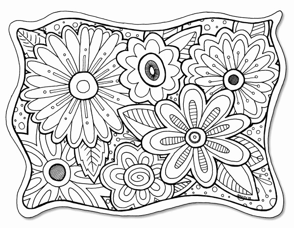 600x464 Fresh Adult Coloring Pages And Unique Abstract Coloring