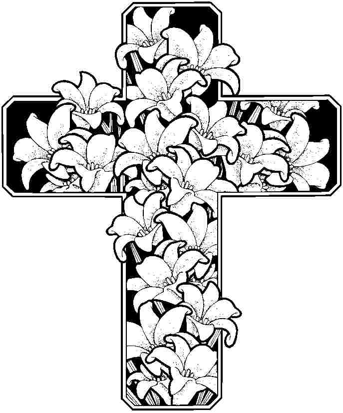 Flower Coloring Pages To Print at GetDrawings.com | Free for ...