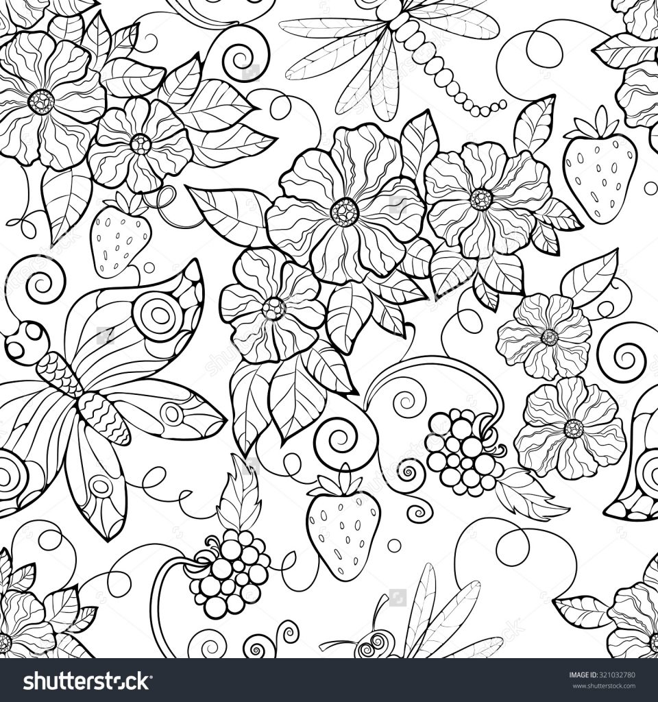 960x1024 Vintage Patterns Coloring Pages Best Of Adult Coloring Pages