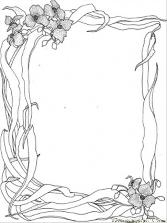 650x868 Flower Pic Printable