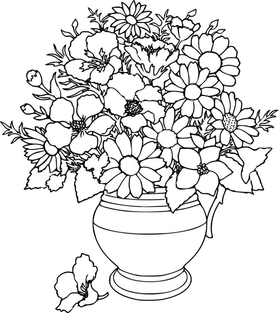 914x1024 New Mandala Flower Coloring Pages Collection Printable Coloring