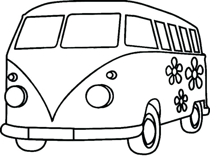736x548 Flower Power Coloring Pages Click To See Printable Version Of Bee