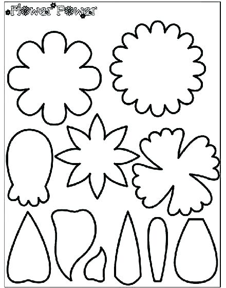 440x560 Coloring Page Clothing Flower Power Coloring Pages