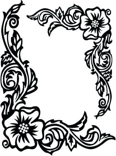 380x510 Free Coloring Pages Of Roses Coloring Pages Of Roses Valuable Rose