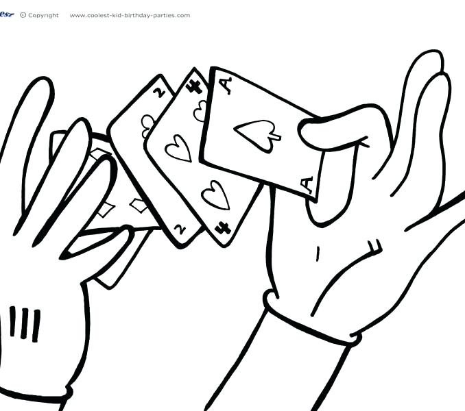 678x600 Magic Coloring Page Magic Coloring Pages Magic Coloring Pages S