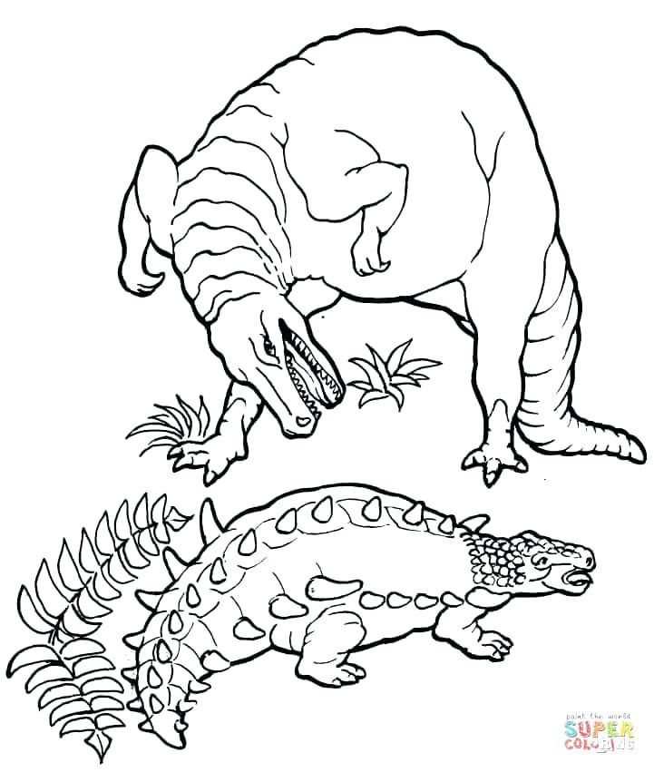 721x851 New Free Dinosaur Coloring Pages Or Flying Dinosaurs Coloring