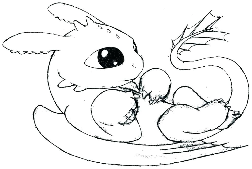 1024x690 Dragon Coloring Pages Free Dragon Coloring Page Dragon To Color