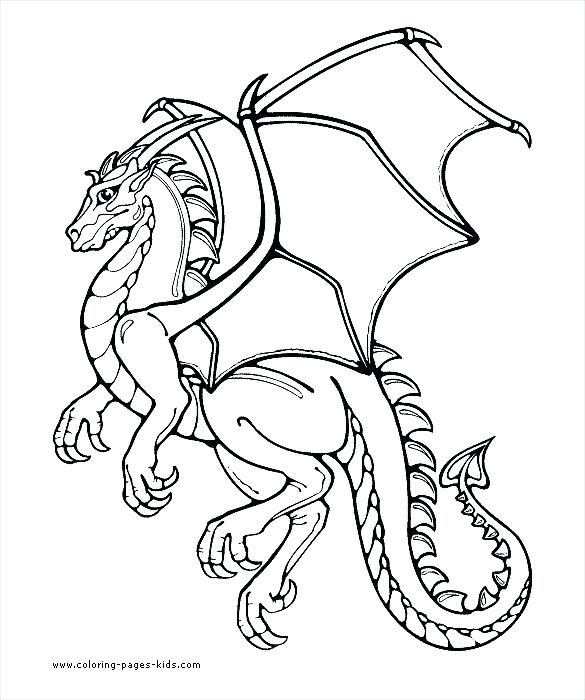 585x700 Flying Dragon Coloring Pages Coloring Pages Download And Use These