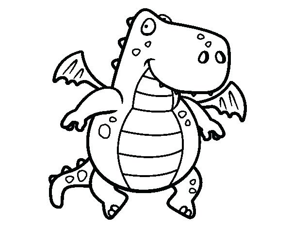 600x470 Flying Dragon Coloring Pages Flying Dragon Coloring Page Flying
