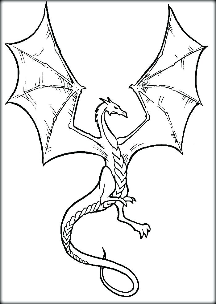 700x987 Luxury Flying Dragon Coloring Pages Or Flying Dragon A Printable
