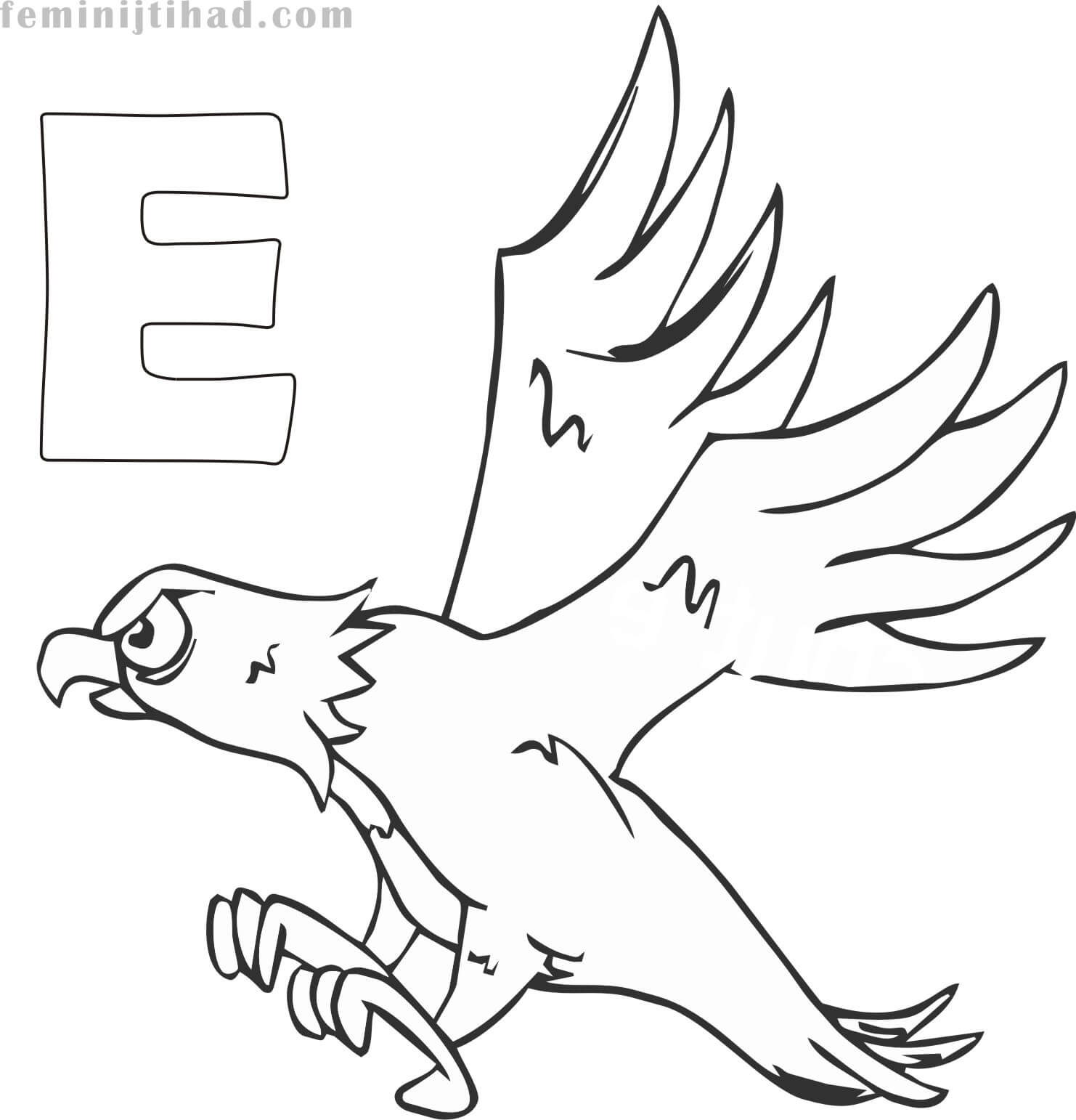 1482x1542 Eagle Coloring Pages Printable Coloring Pages For Kids