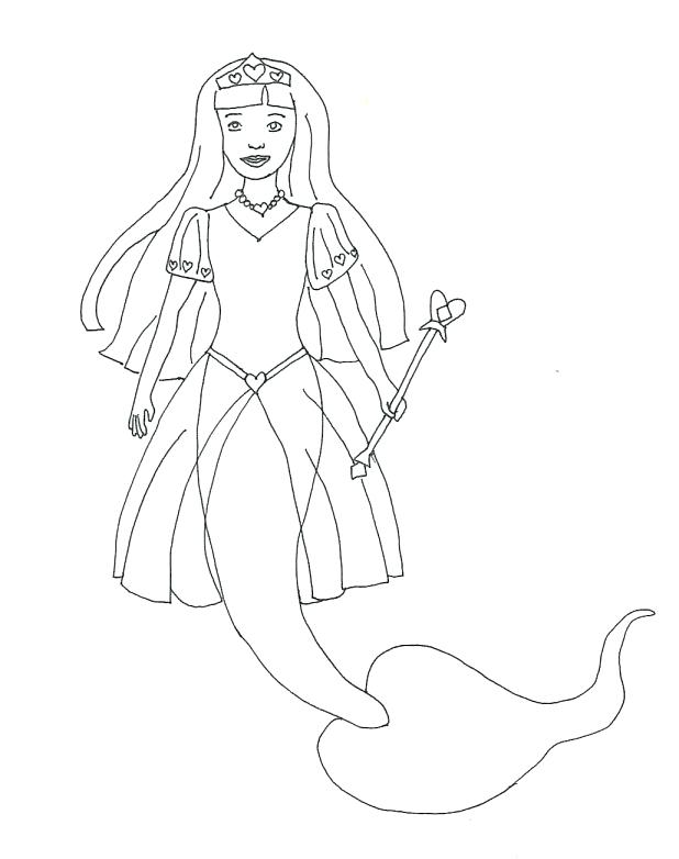 618x782 Princess Fairy Coloring Pages Go Digital With Us Princess Fairy