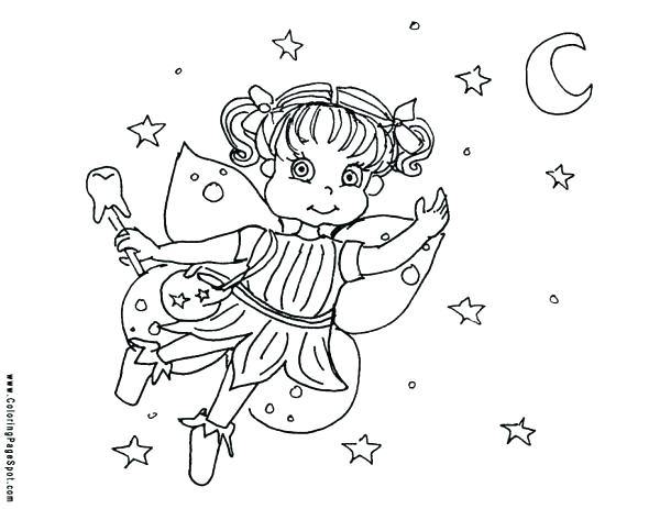 Flying Fairy Coloring Pages at GetDrawings com | Free for personal