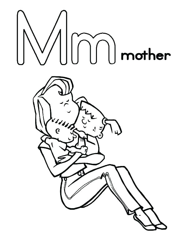 600x771 Goose Coloring Page Goose Coloring Pages Mother Coloring Pages