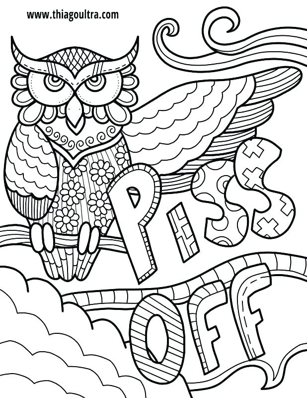 618x800 Printable Owl Coloring Pages Or Free Printable Owl Coloring Pages