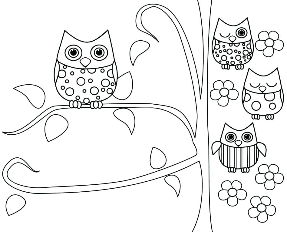 948x765 Snowy Owl Coloring Pages Snowy Owl Coloring Page Barn Owl Coloring