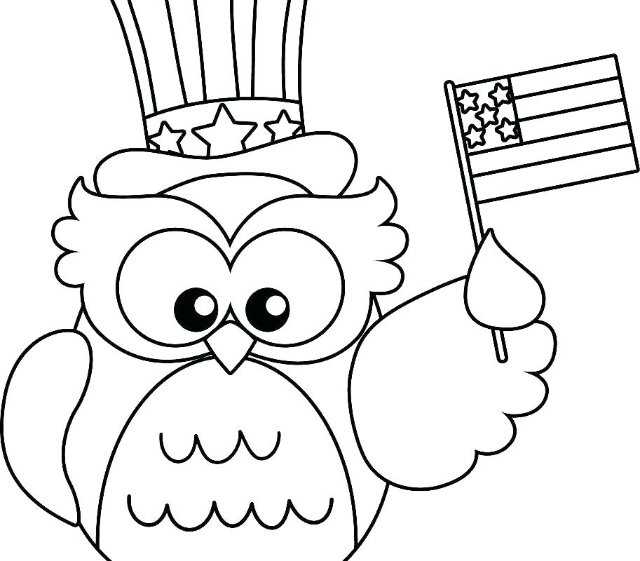 913x800 Coloring Pages For Kids Animals New Owl Coloring Pages For Kids