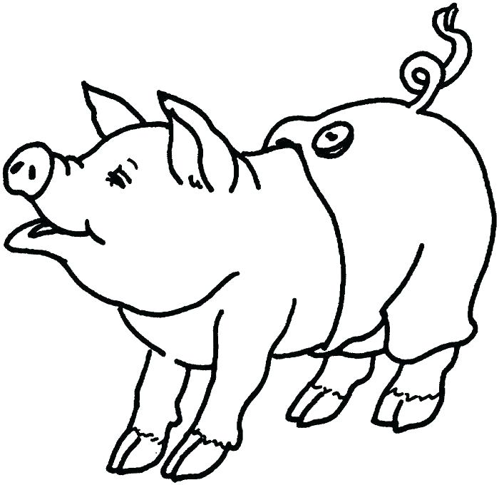 700x680 Flying Pig Coloring Pages Pig Coloring Page Coloring Pig Coloring