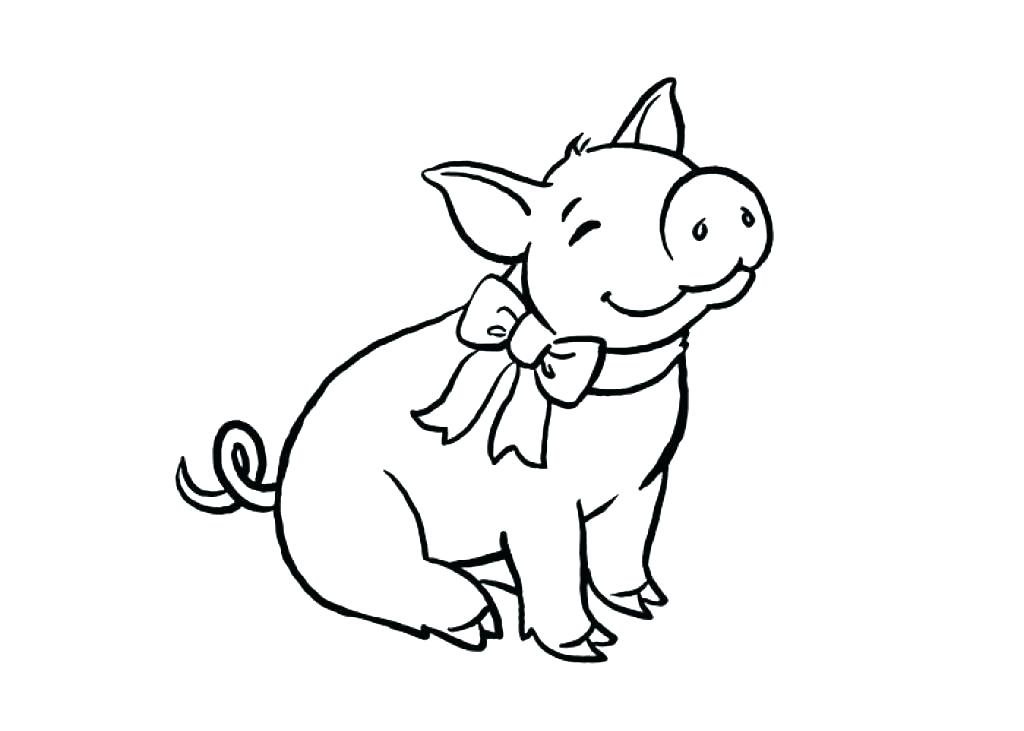 Flying Pig Coloring Pages at GetDrawings.com | Free for personal use ...