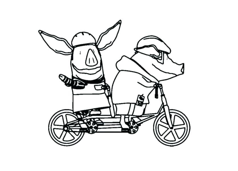 834x600 Flying Pig Coloring Pages Pig Coloring Page Coloring Pig Coloring