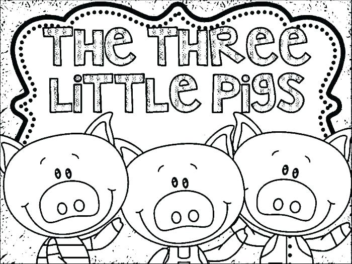 700x525 P Is For Pig Coloring Sheet Little Pigs Coloring Pages Little