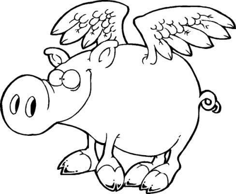 488x400 Coloring Pages For Kids To Print