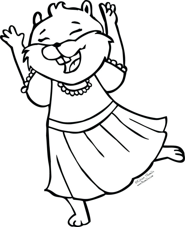 Flying Squirrel Coloring Page at GetDrawings | Free download