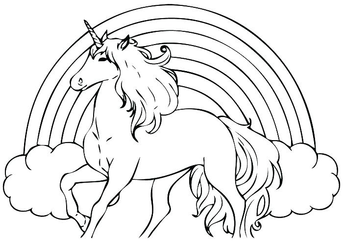 700x494 Zombie Unicorn Coloring Page Plus Drawn Unicorn Coloring Page