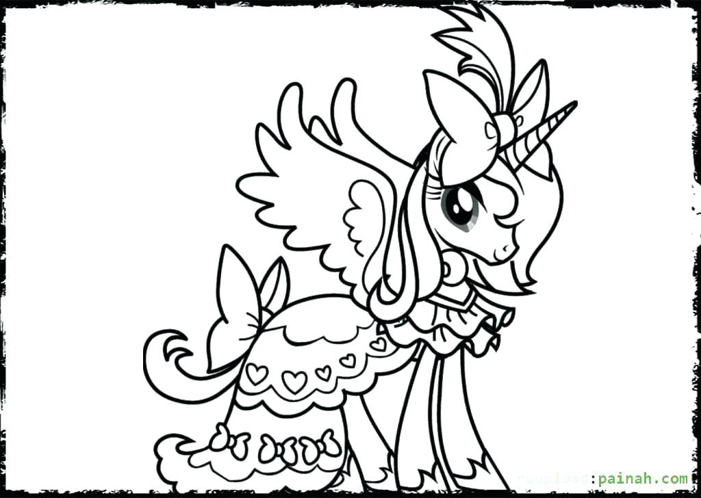 1024x728 Flying Unicorn Coloring Pages And Printable Rainbow Sheets