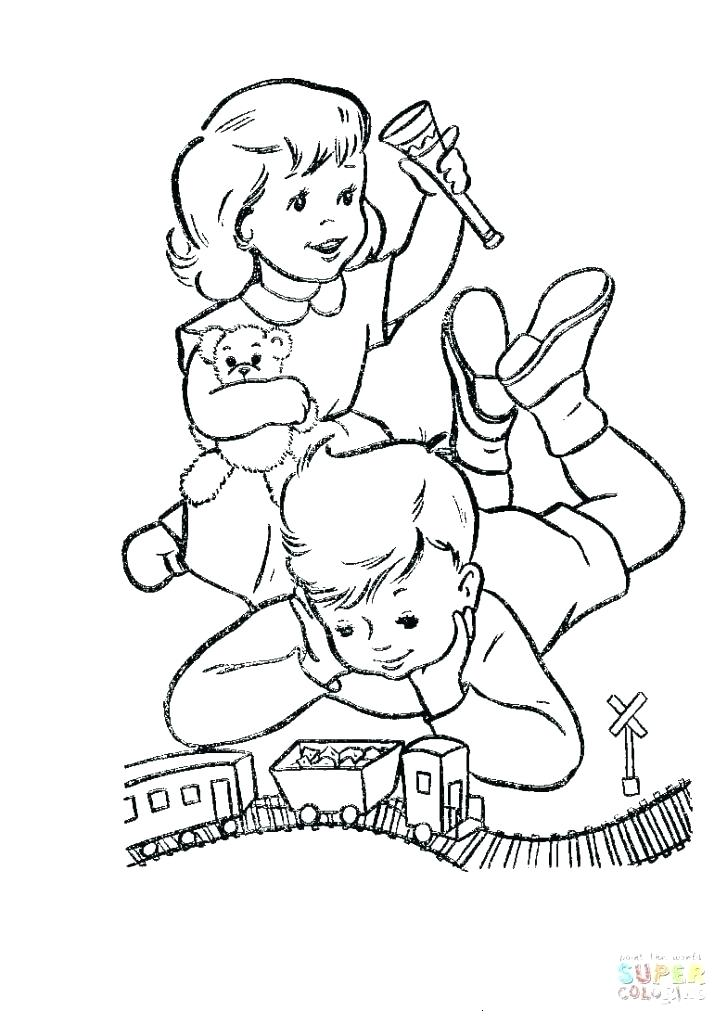 727x1024 Toy Coloring Pages Train Toy Coloring Page Fnaf Toy Bonnie