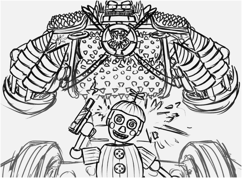 827x609 Fnaf Coloring Pages Photo Coloring Pages Mangle Bltidm