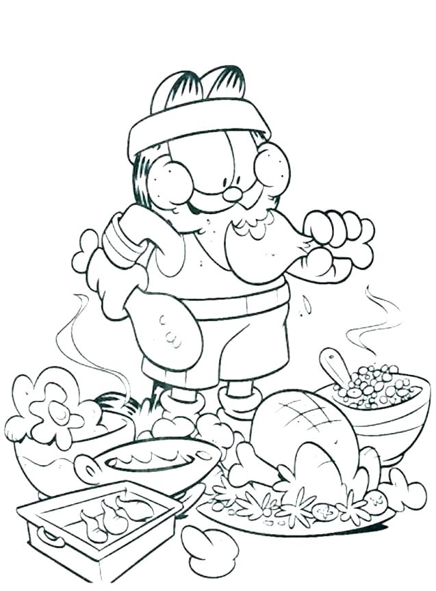 637x864 Food Chain Coloring Sheets