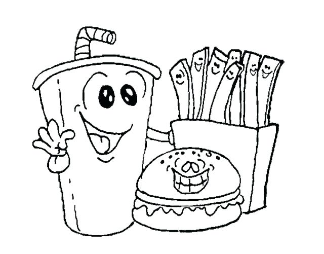 640x501 Food Coloring Pages Food Coloring Pages Color Of Food Coloring
