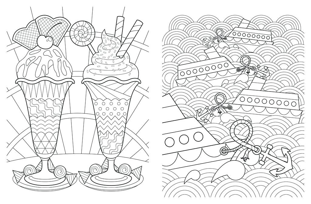 1024x671 Relaxing Coloring Fabulous Relaxation Coloring Pages