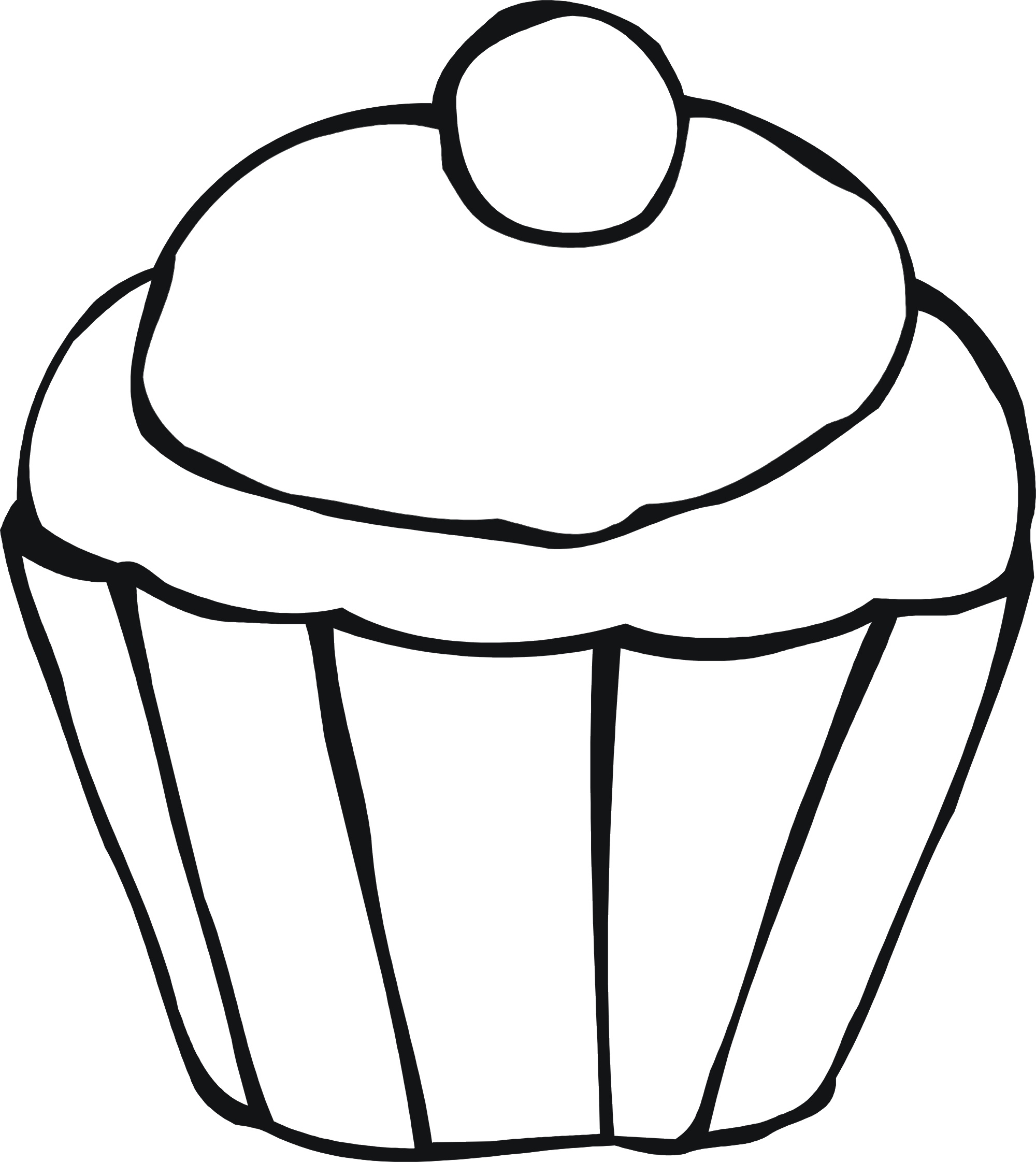 2000x2243 Food Coloring Pages Children's Best Activities