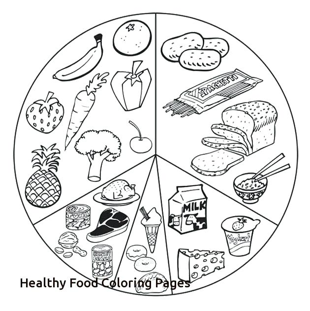 630x631 Coloring Pages Food Plate Coloring Collection