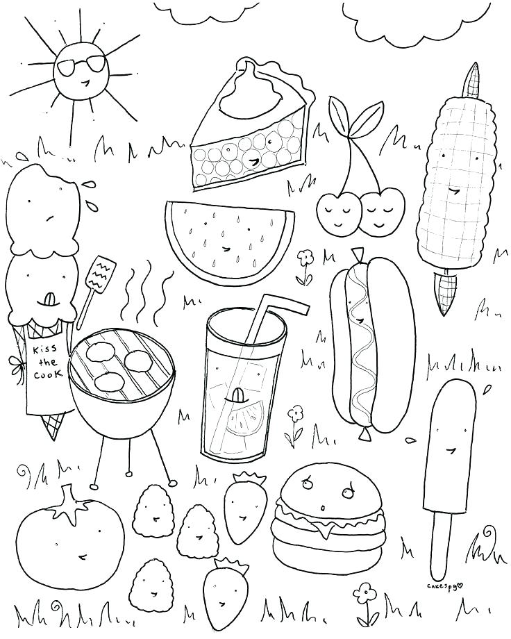 736x920 Food Chain Colouring Sheets Coloring Pages For Preschoolers Page