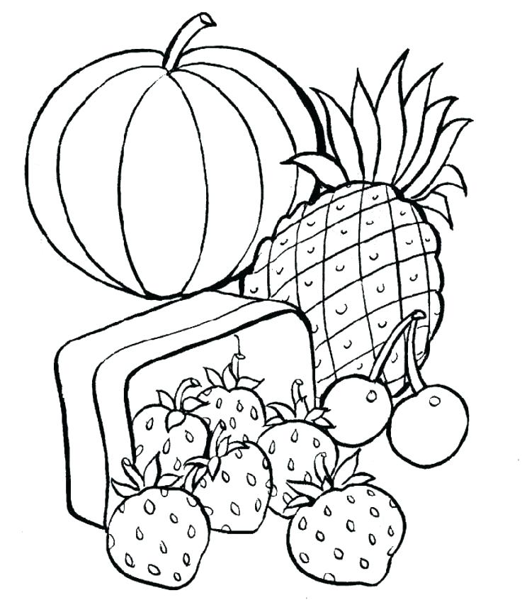 744x846 Food Web Coloring Pages This Is Food Coloring Page Pictures Click
