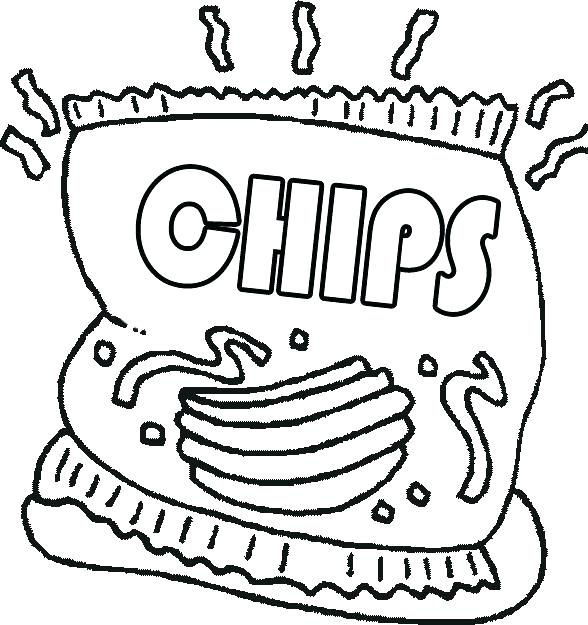 588x625 Coloring Pages Food Food Web Coloring Pages Food Coloring Pages