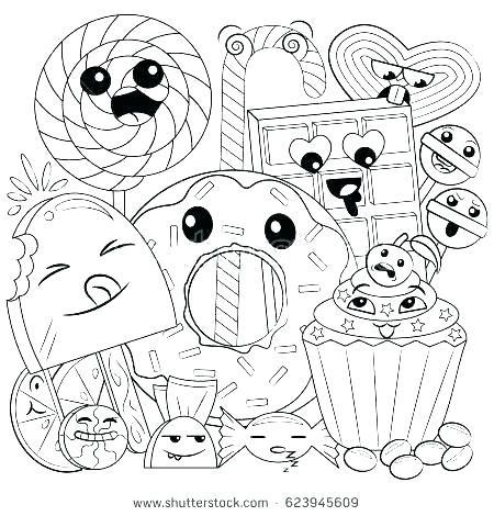 450x470 Coloring Coloring Pages Food Group Of With Color Faces Coloring