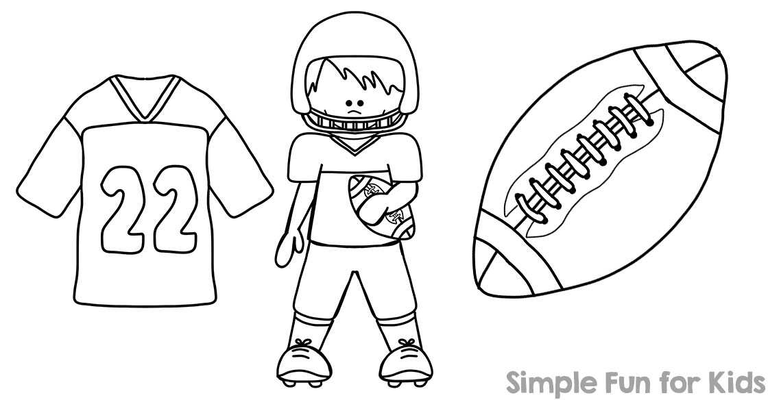 1120x584 Football Coloring Pages