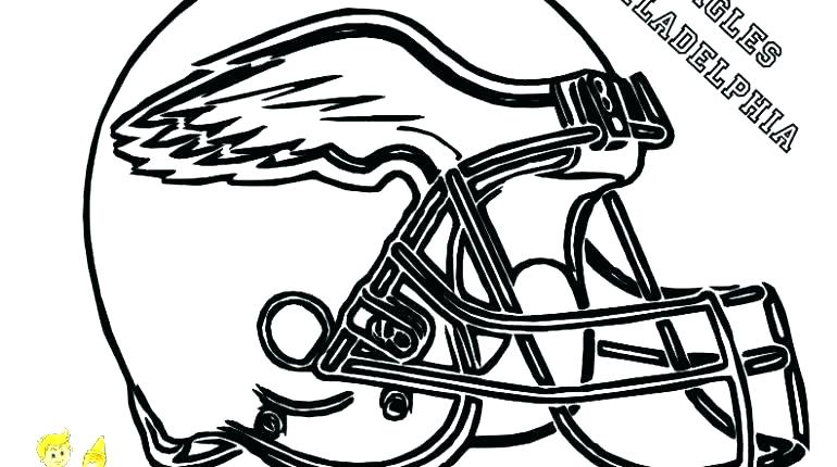 770x430 Nfl Football Coloring Pages Football Coloring Pages Nfl Football
