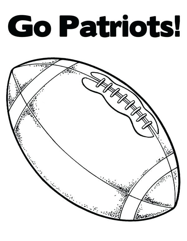 600x776 Nfl Coloring Pages To Print Football Player Coloring Pages Free
