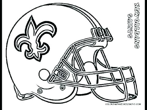 480x360 Nfl Printable Coloring Pages Free Coloring Pages Free Football