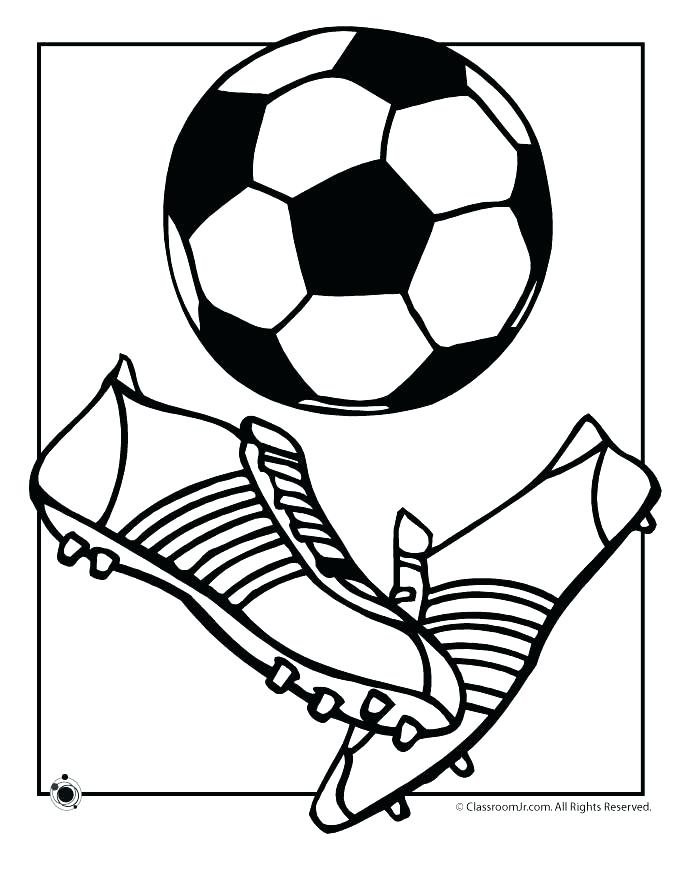 680x880 Football Coloring Pages To Print Football Coloring Pages Printable