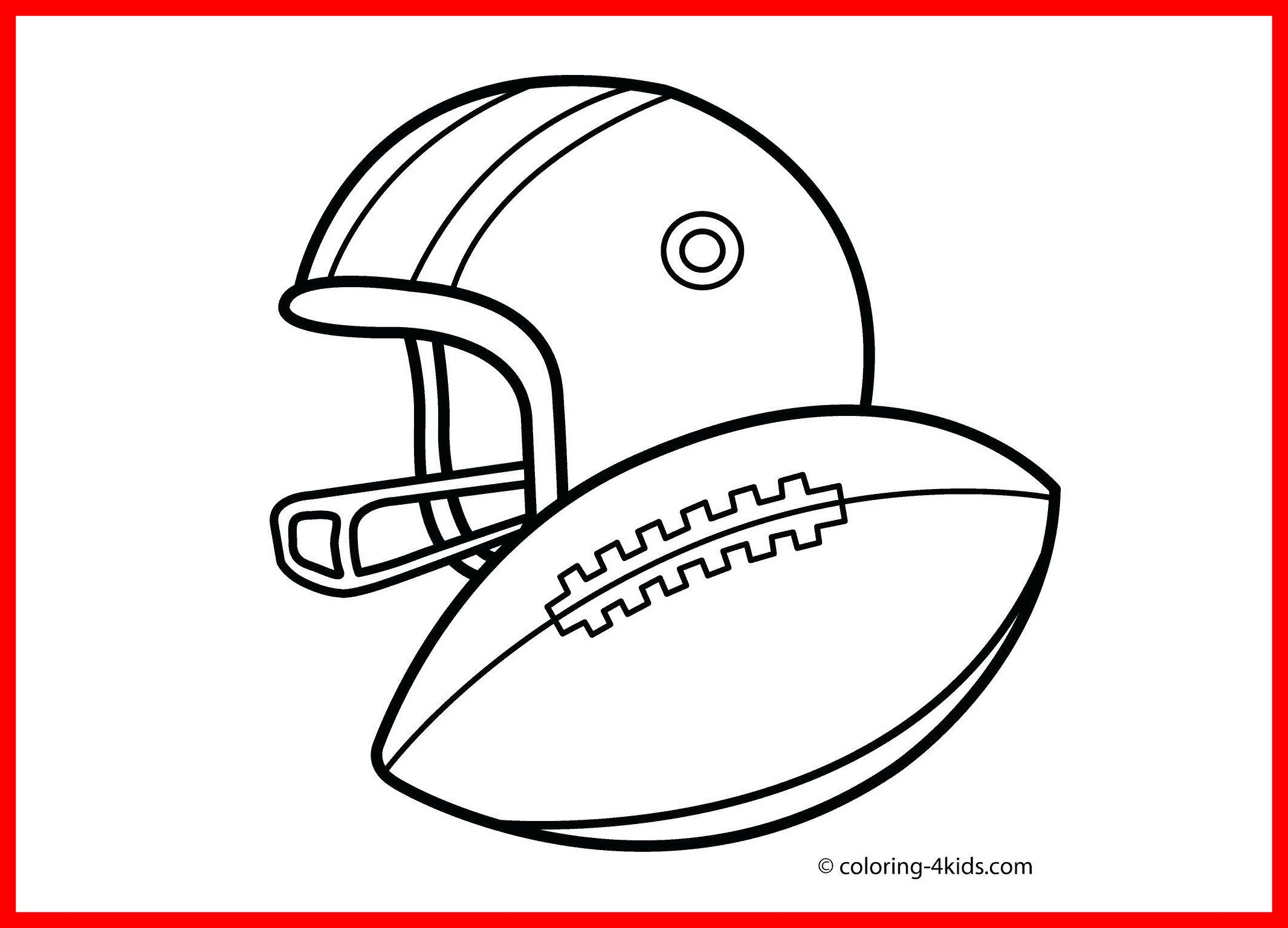 2131x1535 Inspiring Football Coloring Page Printable Nfl Helmet Pict