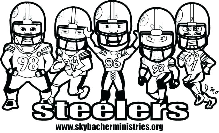 700x426 Nfl Coloring Pages Printable Coloring Pages Football Coloring