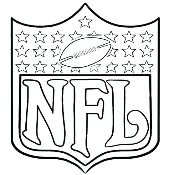 540x557 Coloring Pages Football Wonderful Football Coloring Pages