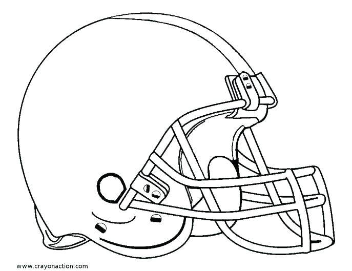 687x529 Interesting Football Coloring Pages To Print Redskins Coloring